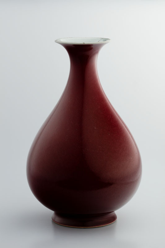 unknown - Pear-shaped vase