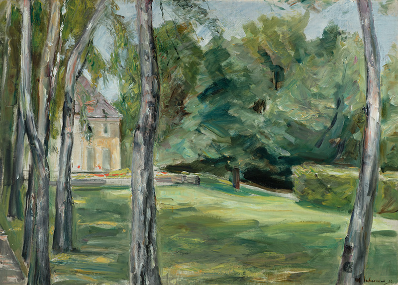 Max Liebermann - House in the Garden