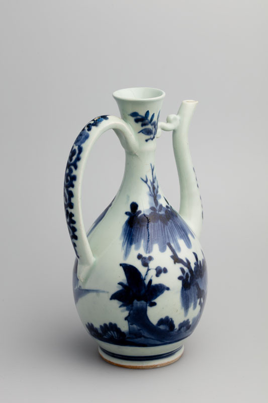 Anonymous artist - Water ewer with long spout