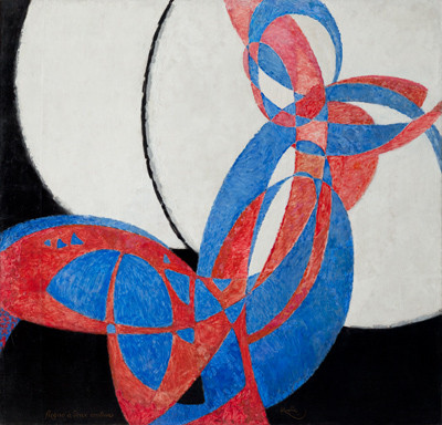 František Kupka - Amorpha, Fugue in Two Colours