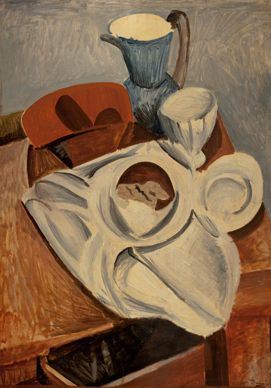 André Derain - Still Life with a Jug