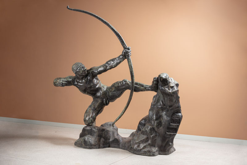 Émile Antoine Bourdelle - Heracles the Archer