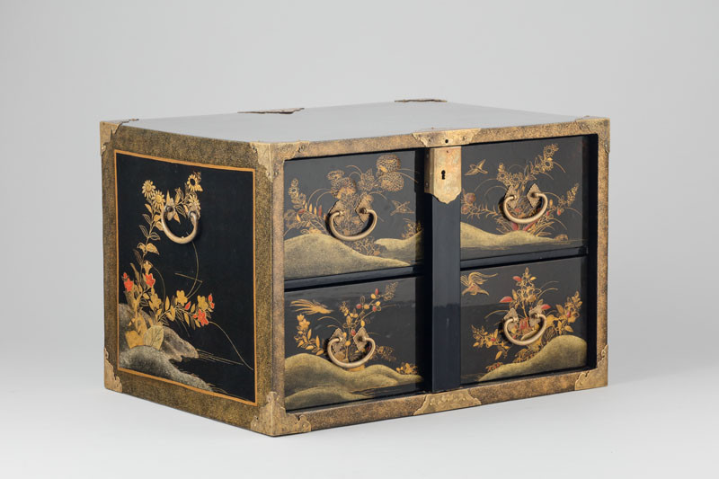 Anonymous artist - Box with 2 drawers