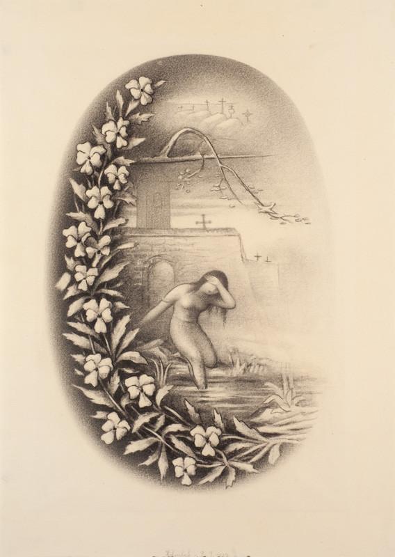 f17ba70e2f0 Jan Zrzavý - Ilustrace Holoubek z Kytice od Karla Jaromíra Erbena ...