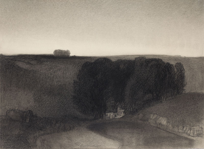 Rudolf Jettmar - Evening Peace